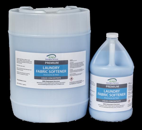 Laundry Fabric Softener - Liquid Concentrate