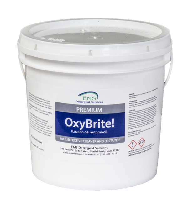 OxyBrite! - Safe, Effective Cleaner and Destainer