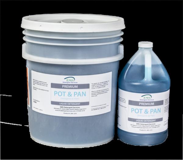 Pot & Pan - Liquid Detergent